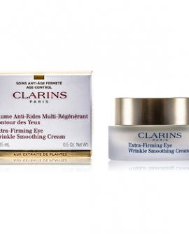 Clarins - Extra-Firming Eye Wrinkle Smoothing Cream - 15 ml