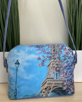 "Handmade Ledertasche ""Paris"""