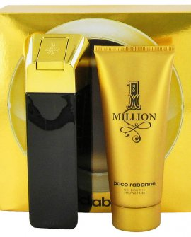 1 Million by Paco Rabanne - 100 ml EdT + 100 ml Shower Gel